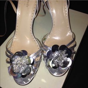 Beautifully crafted Kate Spade heels Sz 8.5